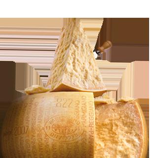 Parmigiano Reggiano Oltre 18 Mesi - 822-FRM02-INT - Forma intera di Parmigiano Reggiano<br />oltre 18 mesi